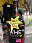 80%Whey Core 2,25kg+0,5l BCAA Nutrend